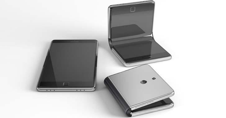 Компания Meizu запатентовала складной смартфон