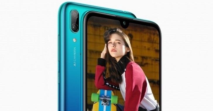 Анонсирован недорогой смартфон Huawei Y7 Pro (2019)