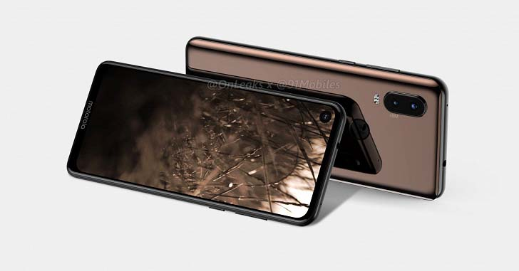Известны характеристики смартфона Moto P40