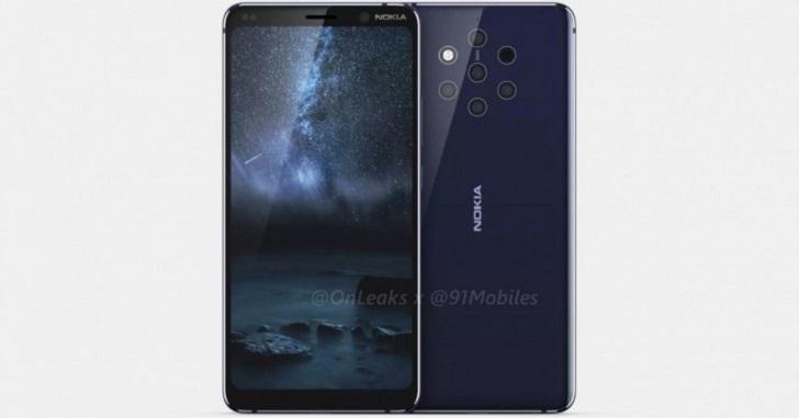 Рассекречены ключевые характеристики и цена Nokia 9
