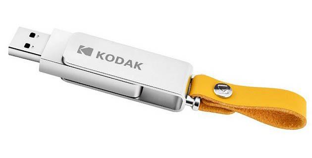 Флешка Kodak K133 USB 3.0 на 128 Гб всего за €14,49!