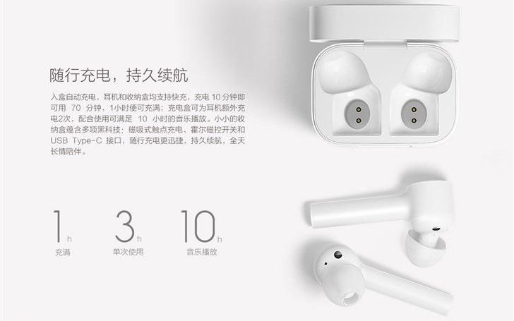 Xiaomi Bluetooth Headset Air – аналог Apple AirPods за $60