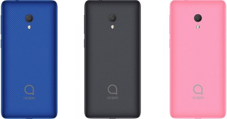 Анонсирован ультрабюджетный смартфон Alcatel 1c