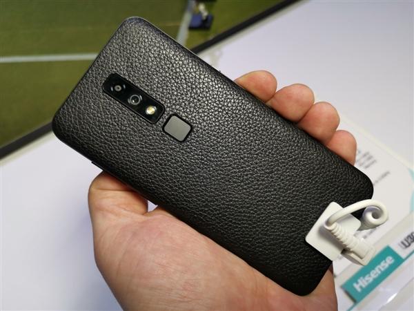 Hisense U30 – первый в мире смартфон с процессором Snapdragon 675