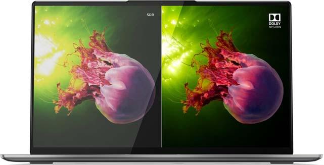 Ноутбук Lenovo Yoga S940 наделили 4К-дисплеем