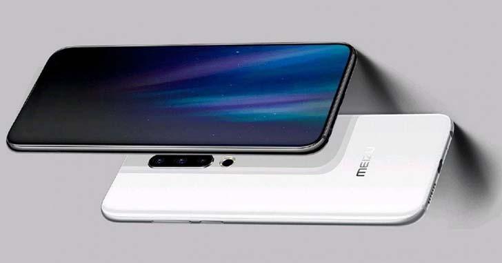 Meizu представит сразу три модели семейства Meizu 16, включая игровой смартфон