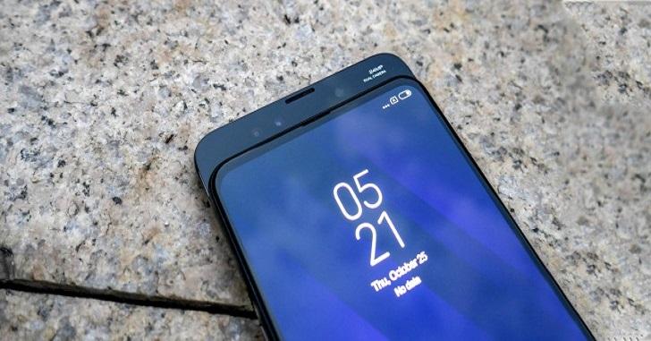 Xiaomi Mi Mix 3 существенно проигрывает в автономности Mi Mix 2