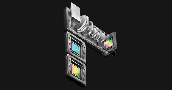 Oppo представила камеру с 10-кратным оптическим зумом