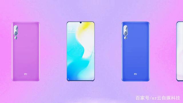 Опубликованы свежие рендеры будущего флагмана Xiaomi Mi 9
