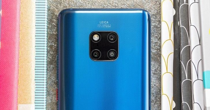 Huawei Mate 20 Pro удивил в тесте камеры в DxOMark