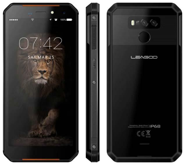 В продаже появился Leagoo XRover C с модулем NFC
