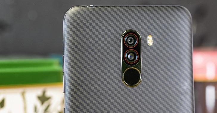 Xiaomi Pocophone F1 в DxOMark оценили на уровне iPhone 8