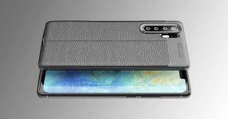 В Сети появились качественные рендеры Huawei P30 и P30 Pro