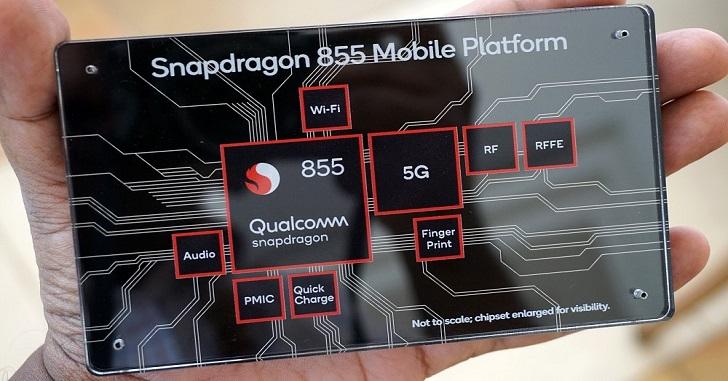 Redmi готовит флагманский смартфон на процессоре Snapdragon 855