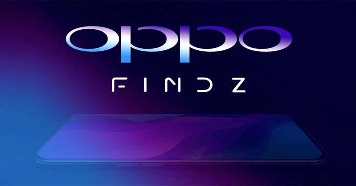 Oppo Find Z будет основан на платформе Snapdragon 855