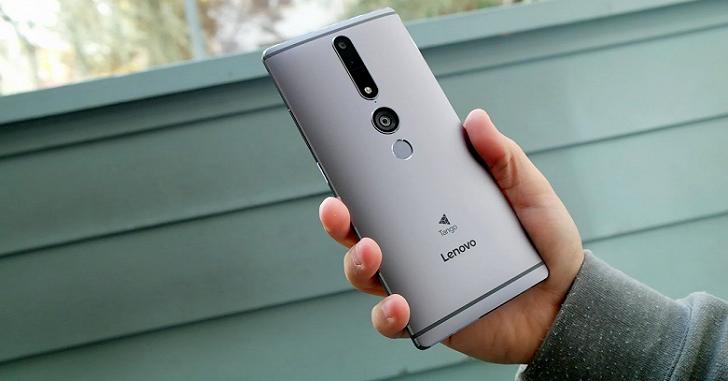 """Lenovo Phab 3 получит огромный дисплей диагональю 7.8"""""""