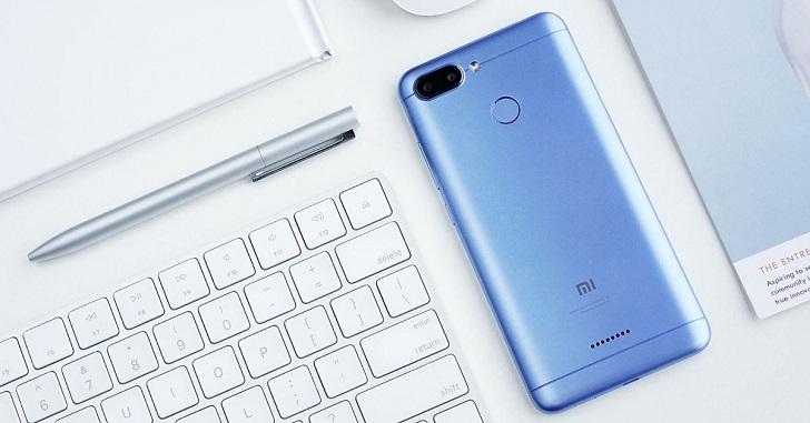 Xiaomi Redmi 7 прошел сертификацию в 3C