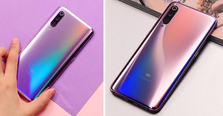 Xiaomi Mi 9 – самый мощный смартфон по версии AnTuTu