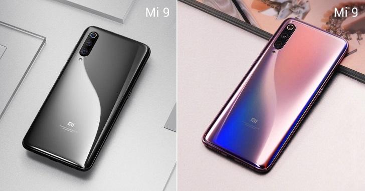 Xiaomi Mi 9 набрал 107 баллов и занял 3-е место в рейтинге DxOMark