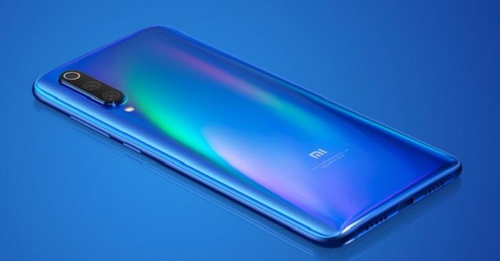 Xiaomi Mi 9 представлен официально: цена – от $445