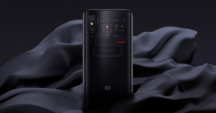 Xiaomi Mi 8 Pro упал в цене в официальном магазине