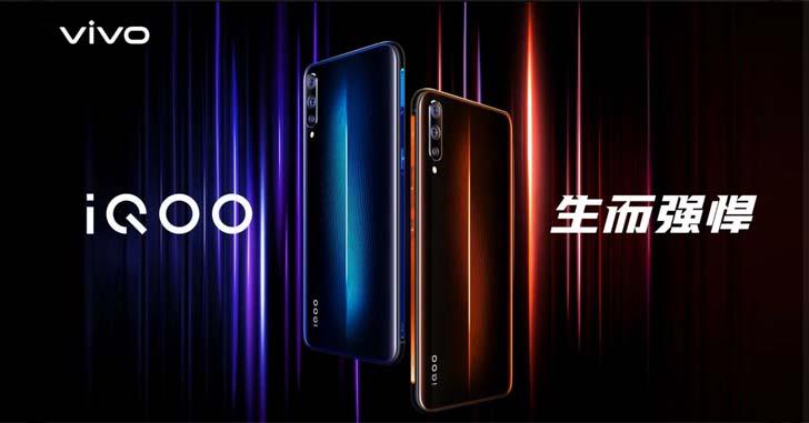 Первый смартфон бренда IQOO показали на видео