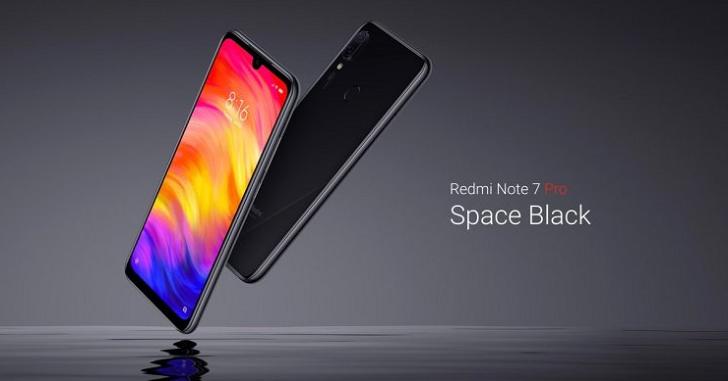 Xiaomi Redmi Note 7 Pro фотографирует, как смартфоны за $450