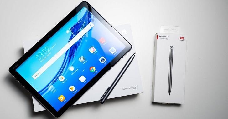 Huawei готовит к выпуску планшет на Kirin 970 с 2K экраном