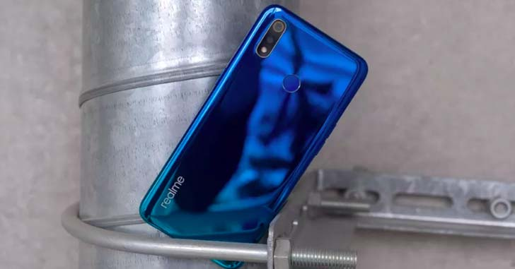 Смартфон Realme 3 представлен официально