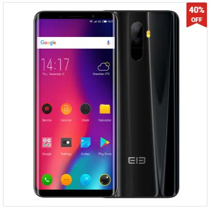 Elephone U в версии 6/128 Гб всего за $179,99!