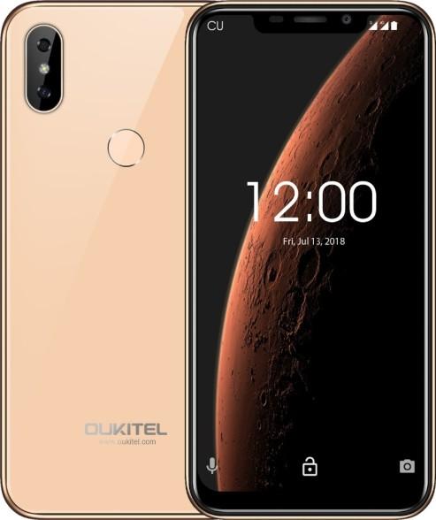 Анонсовано смартфон Oukitel C13 Pro за $ 75
