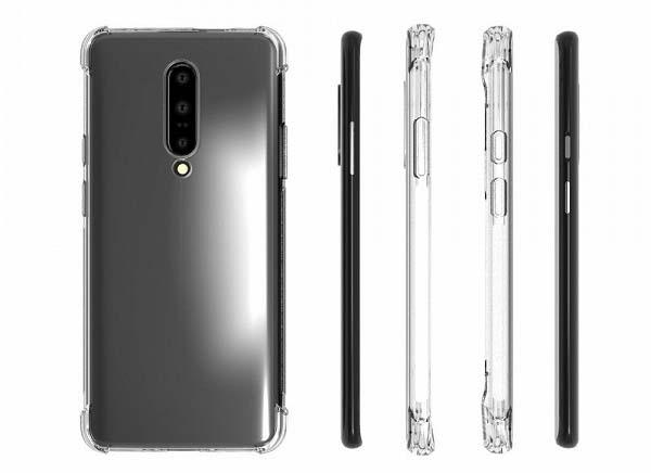 Дизайн OnePlus 7 подтвержден производителем чехлов