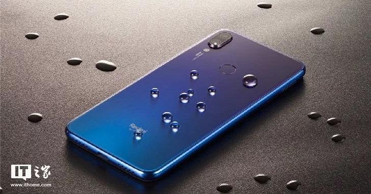 Официально: Xiaomi Redmi Note 7 Pro имеет защиту от воды
