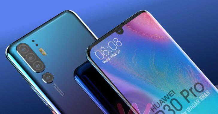 Huawei P30 Pro не блещет высокой производительностью