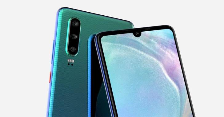 Смартфон Huawei P30 протестировали в бенчмарке Geekbench