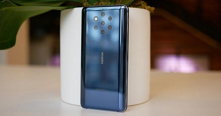Известна цена и дата начала продаж Nokia 9 PureView