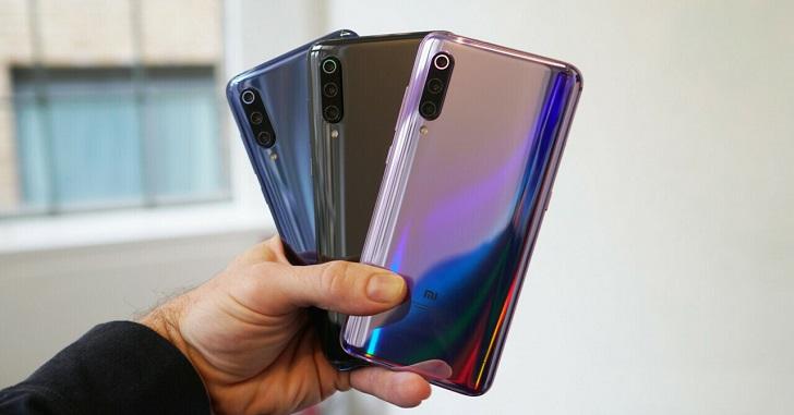 Xiaomi Mi 9 возвращается в продажу
