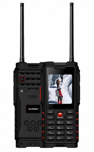 Защищенный телефон-рация iOutdoor T2 всего за $49,99!