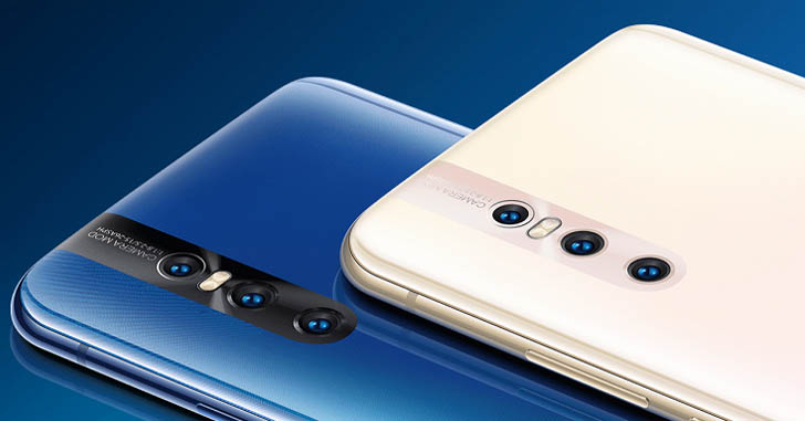 Представлен смартфон Vivo X27 на Snapdragon 710