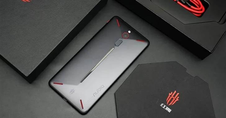 Ёмкость аккумулятора Nubia Red Magic 3 превысит 5000 мАч