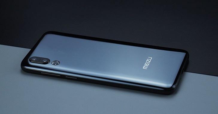 Meizu 16s появился на качественных реальных фотографиях