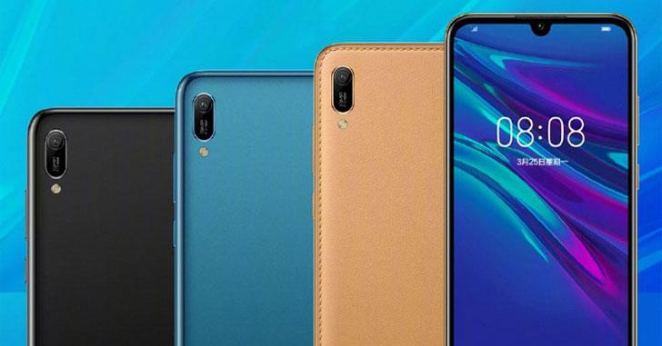 Представлен смартфон Huawei Enjoy 9e на чипе MediaTek