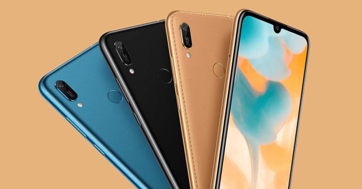 Представлен смартфон Huawei Y6 Prime 2019