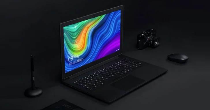 Xiaomi представила обновленный ноутбук Mi Notebook 15.6