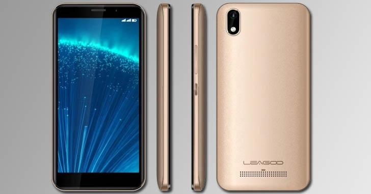 Анонс Leagoo Z10 - сверхбюджетный смартфон за $40