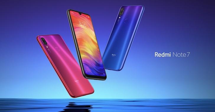 Xiaomi Redmi Note 7 – лучший смартфон по соотношению производительности к цене