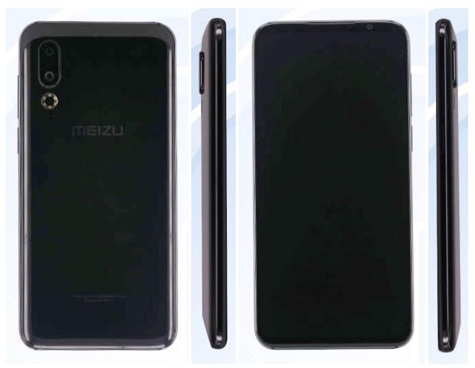 Meizu 16s прошел сертификацию в агентстве TENAA