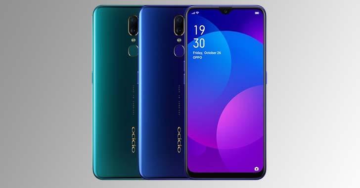 Состоялась премьера смартфона Oppo F11
