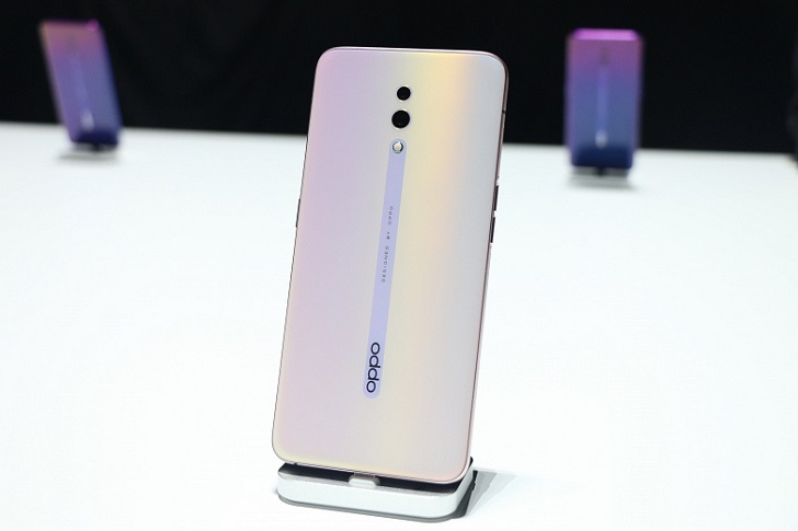 Oppo Reno на Snapdragon 710 представлен официально