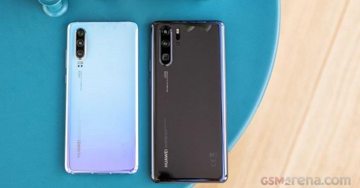 Huawei P30 и P30 Pro в Китае раскупили за 10 секунд